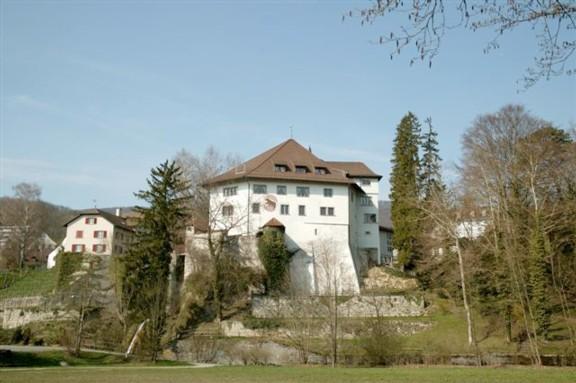 Das Schloss beherbergt heute ein Heim für geistig behinderte Erwachsene und ist als Stiftung organisiert.